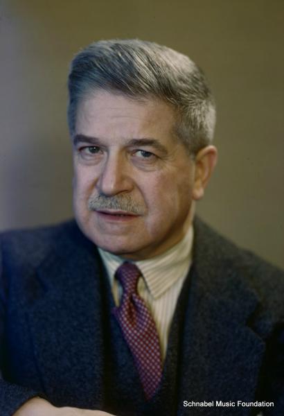 Artur Schnabel, 1940\'s