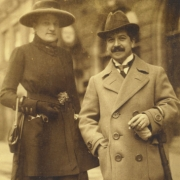 Therese and Artur Schnabel, Berlin, ca. 1910