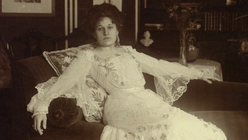 Therese Behr, 1904