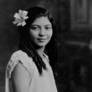 Helen Fogel, around 1920