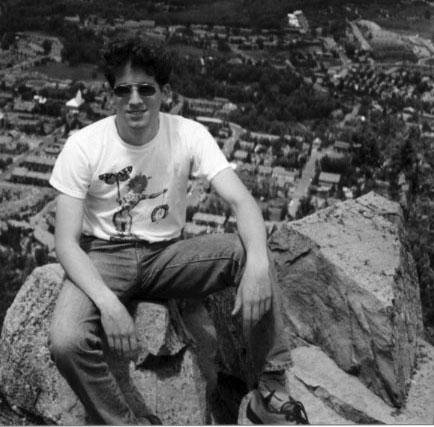 Claude Mottier in Aspen, 1994