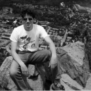 Claude Mottier in Aspen, 1994