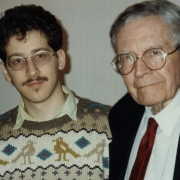 Claude Mottier and Karl Ulrich Schnabel, 1991