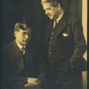 Karl Ulrich and Artur Schnabel, Berlin, late 1920's