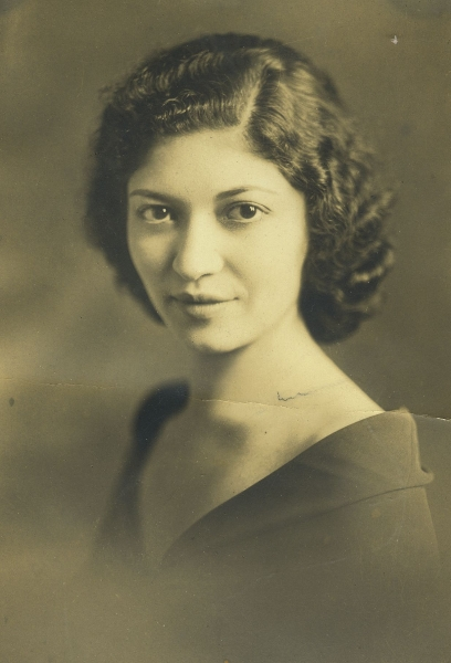Helen Fogel, late 1920's