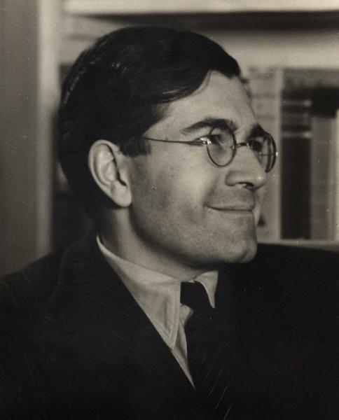 Karl Ulrich Schnabel. New York 1940's
