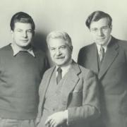 Stefan, Artur, and Karl Ulrich Schnabel, 1940's